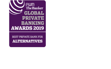 Global Private Banking Award