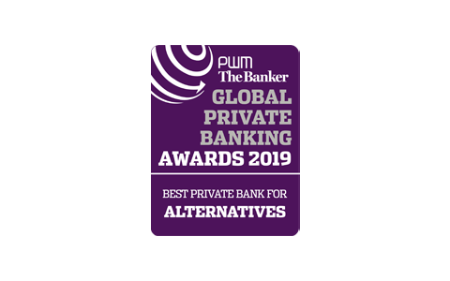 Global Private Banking Awards – Alternatives