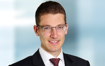 Andreas Hellmann, Investment Manager, Switzerland