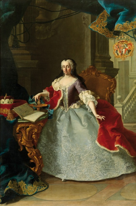 Maria Theresia of Liechtenstein