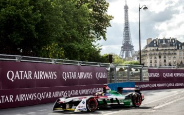 Audi drivers make up eleven positions in spectacular E-Prix