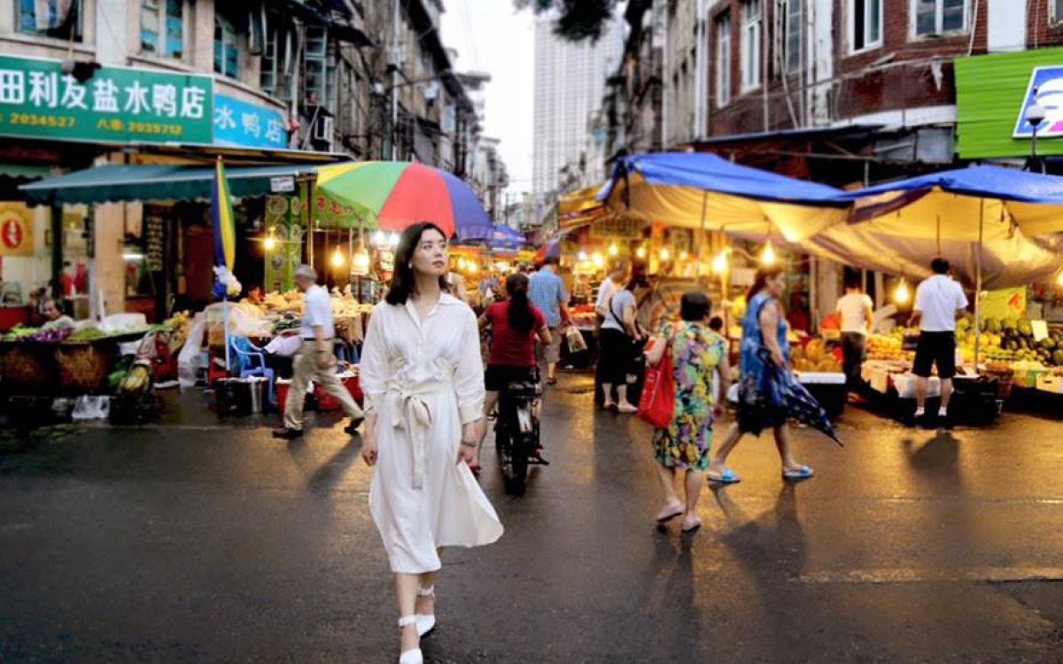 Nancy Zhang fashion culture China