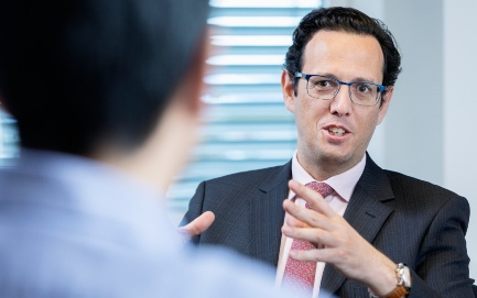 Yago del Villar, Head Offer Management LGT Private Banking