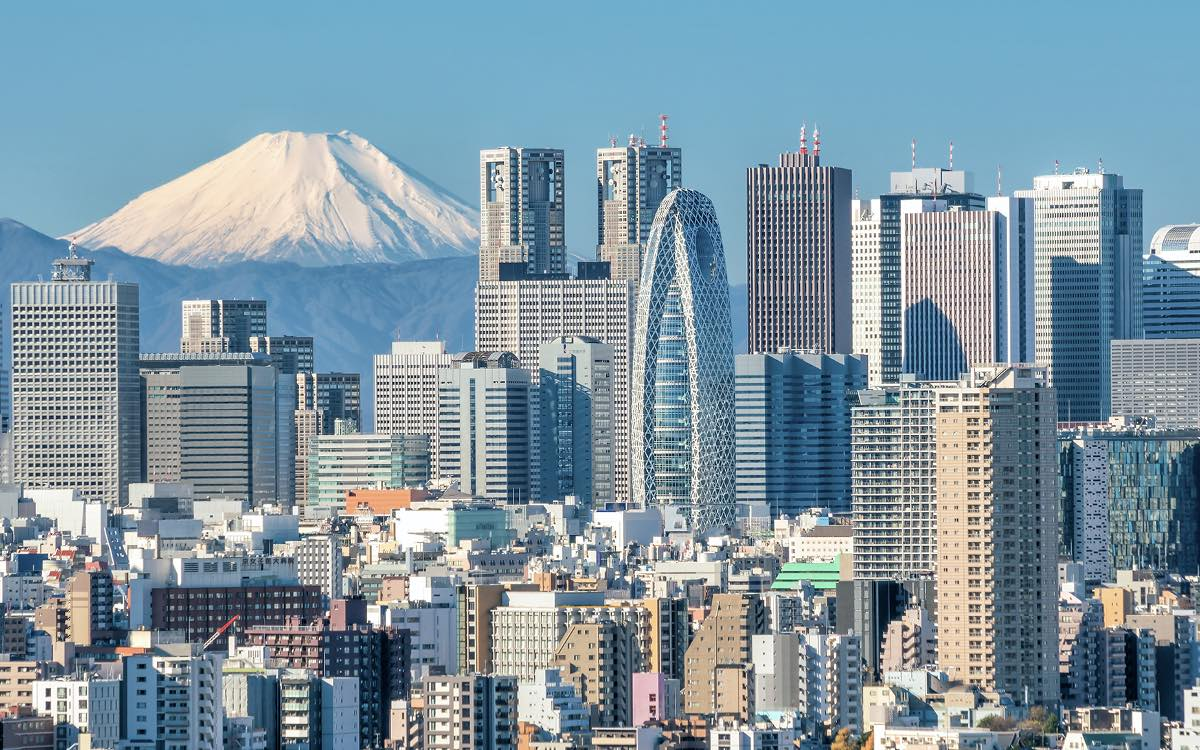 Good perspective: Japan economic outlook