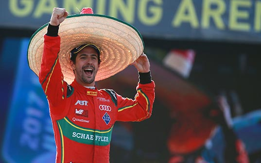 Audi Sport ABT Schaeffler shoots for the hat-trick in Mexico