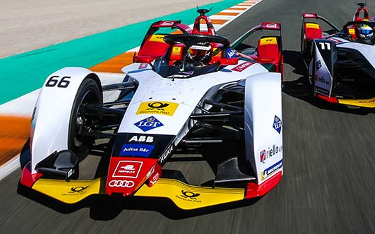 Formula E is about to kick off again